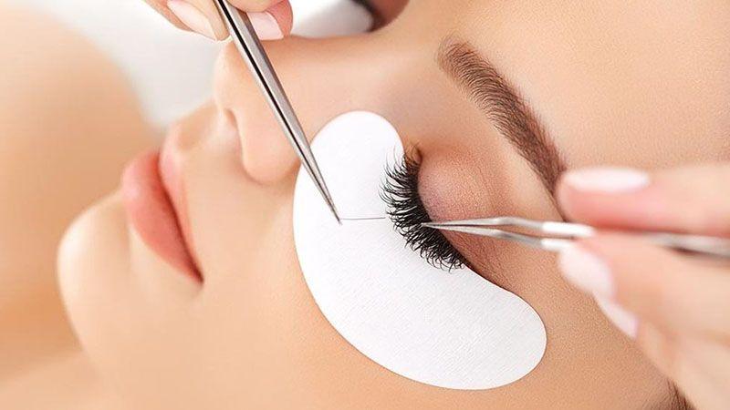 Eyelash Hair transplant
